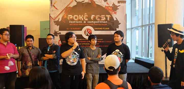 Pokefest @ Kuningan City 2016