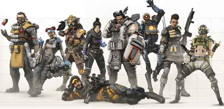Legends | Apex Legends