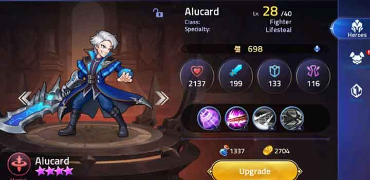 hero Mobile Legends: Adventure