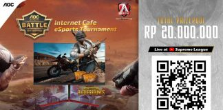 Regional Final Stages AOC PUBG | Pan-Asian Internet Café eSports Tournament