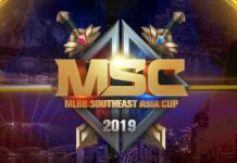 Mobile Legends: Bang Bang Southeast Asia Cup (MSC 2019)