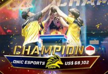 Onic Esports: Sang Juara Mobile Legends Southeast Asia Cup (MSC) 2019!