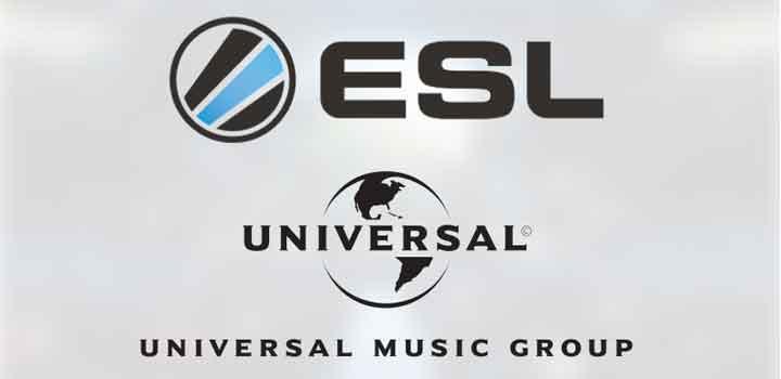 ESL Universal Music Group Partnership