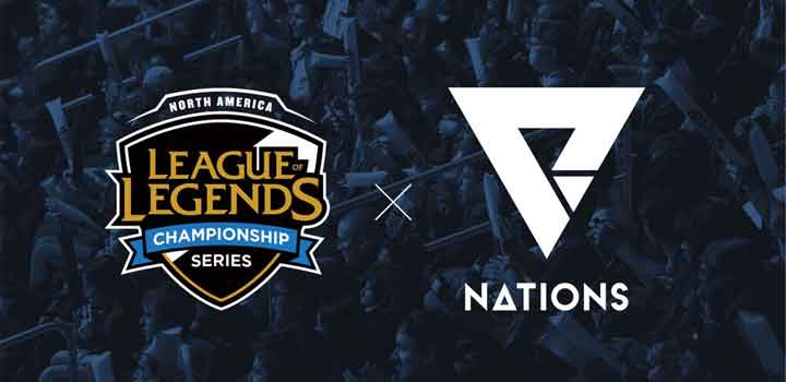 League of Legends Championship Series X We Are Nations