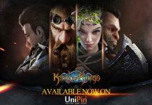 MMORPG Minim Grinding? King of Kings Jawabannya