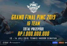 PUBG Mobile Indonesia National Championship 2019 Memasuki Babak Grand Final
