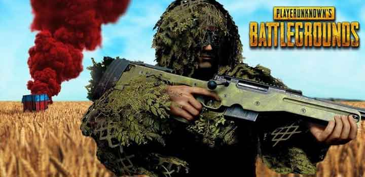 Ghillie Suit PUBG