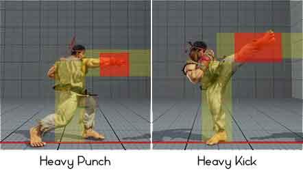 Heavy Punch, Heavy kick