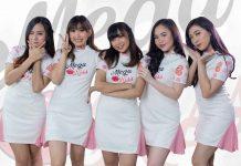 Ternyata 5 Gadis Cantik MegaKiss Digawangi Founder Cherrybelle!