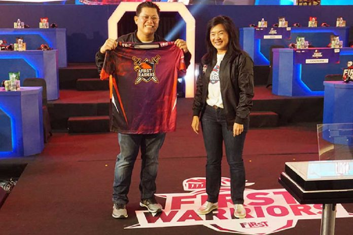 First Media Gelar Grand Final First Warriors Season 1