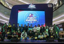 Meriah! Jakarta Kota Terakhir Kualifikasi First Warriors