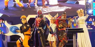 Cosplay Competition Turut Meriahkan Grand Final First Warriors Season 1