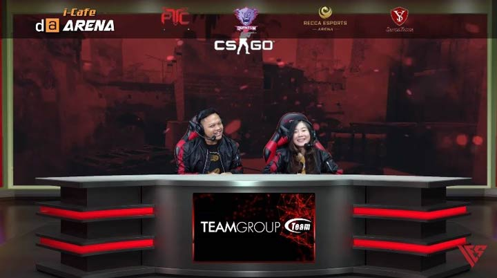 IES League Stream Indoesports
