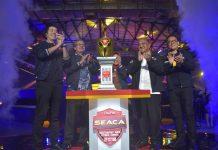 Lahirnya Sang Juara di Ajang UniPin SEACA 2019