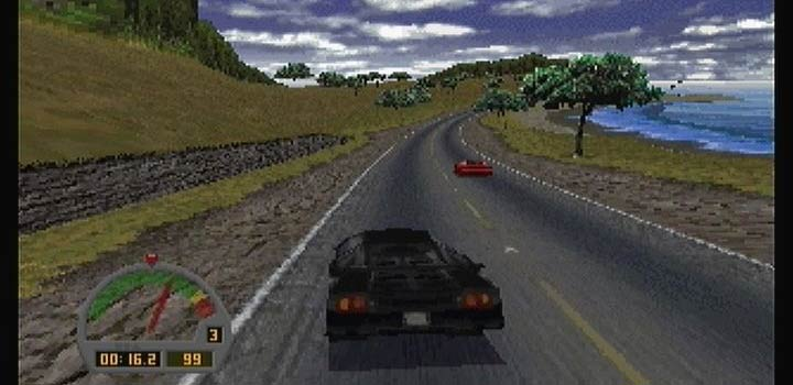 Need for Speed 1994. Credit: mobygames.com