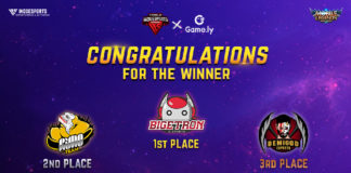 BIGETRON Bravo: Juara INDOESPORTS League Mobile X Game.ly Mobile Legends: Bang Bang Season 1