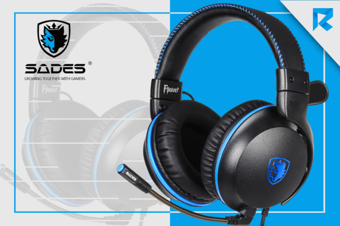 FPOWER: Gaming Headset dari SADES