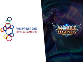 Tim Esports Mobile Legends Indonesia di SEA Games 2019