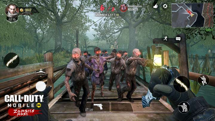 Call of Duty Mobile Zombie Mode