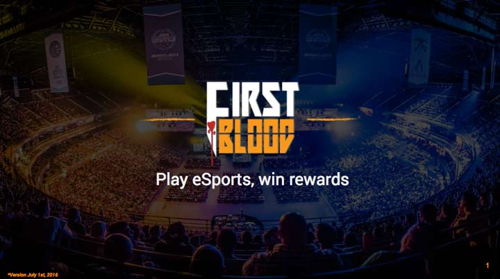 Firstblood.io