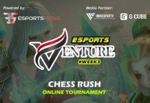 Esports Venture W3