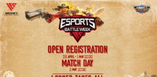 Esports Battle Week
