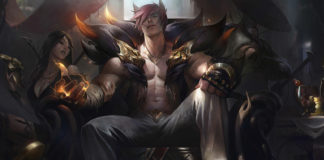 Sett, The Boss | League of Legends