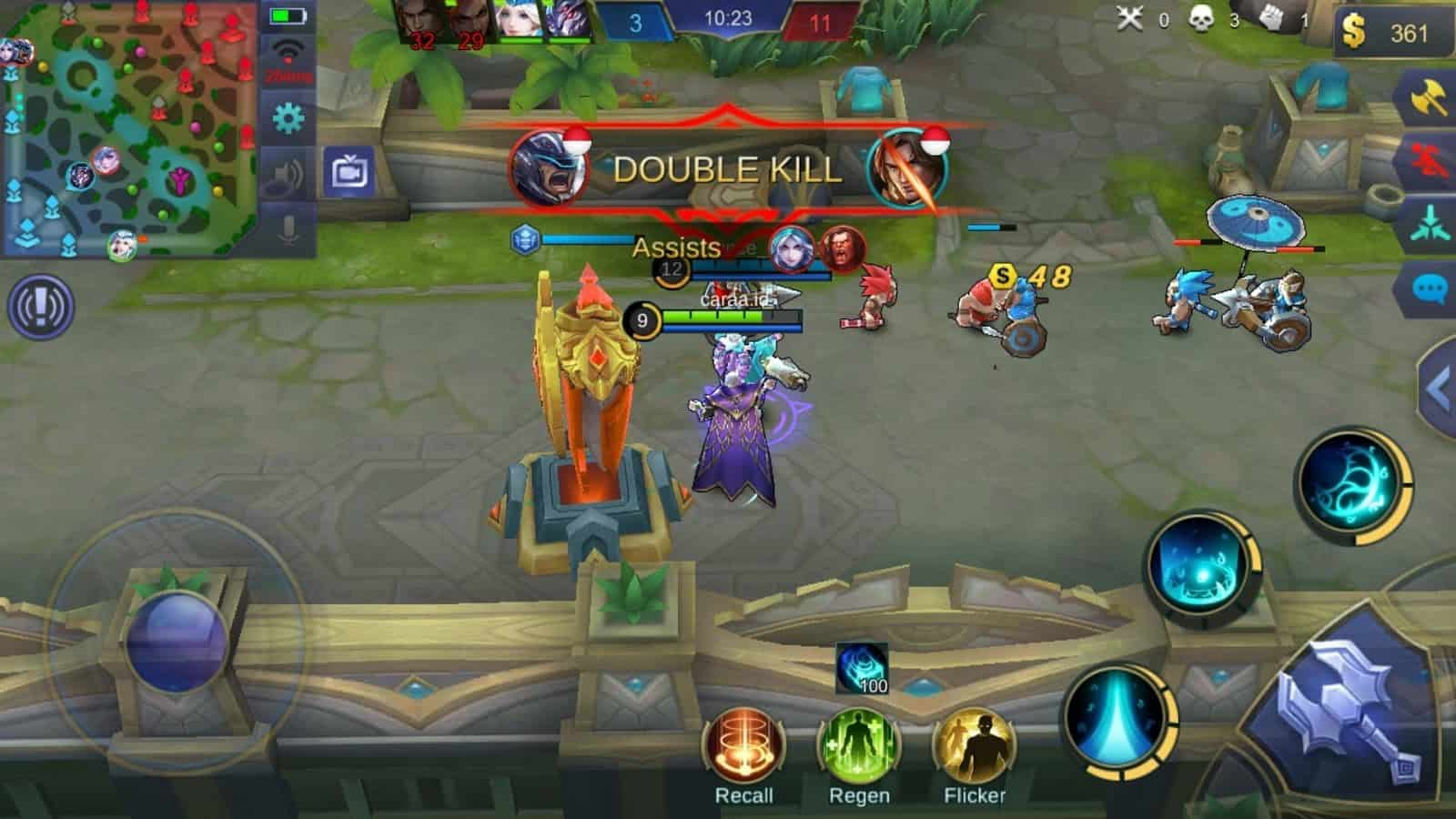 Mobile Legends Lag