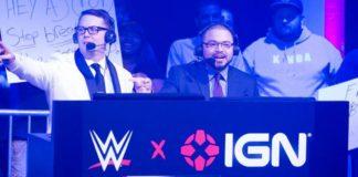 WWE x IGN eSports