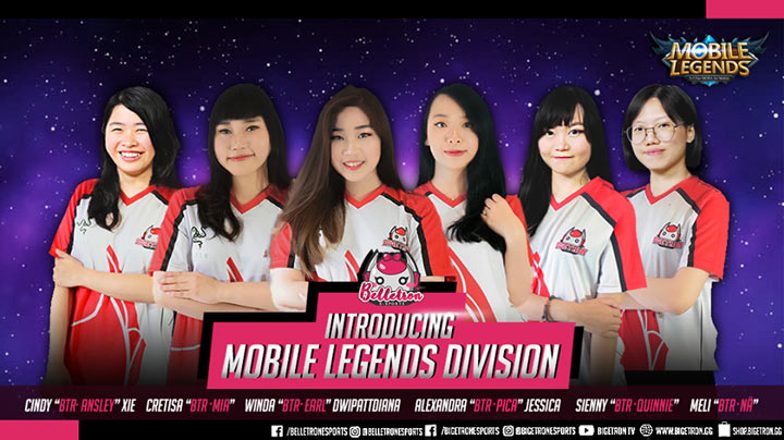 Divisi Mobile Legends Belletron