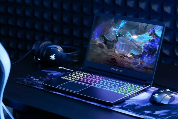 Laptop Gaming Acer Predator Series