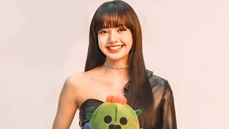 Tencent Tunjuk Lisa Blackpink
