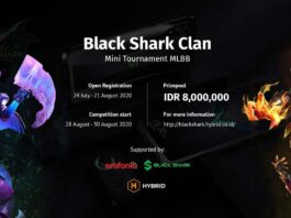 Black Shark Clan Mini Tournament Mobile Legends