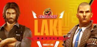 Extra Joss Laki Battle Free Fire