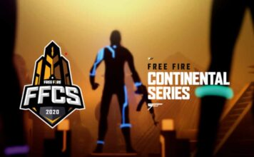 Free Fire Continental Series (FFCS) 2020