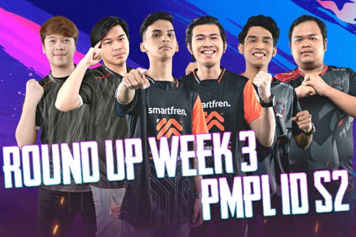 Week 3 PMPL ID Season 2