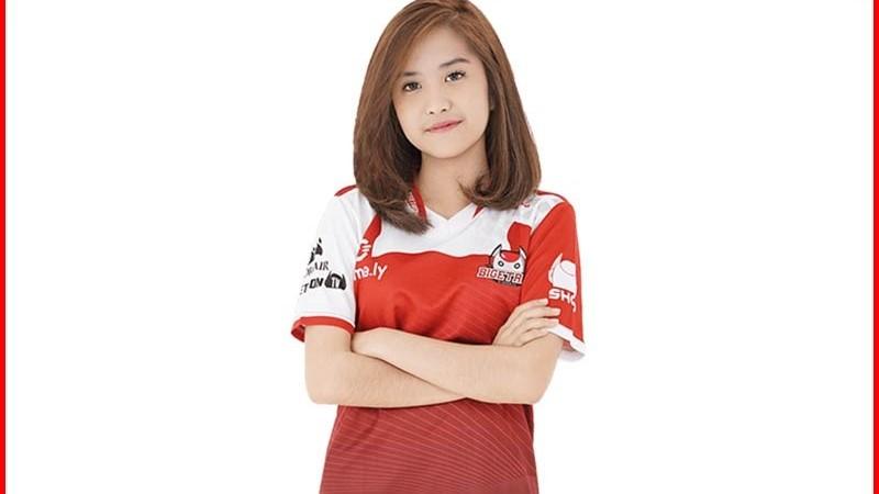 Alice Jadi Brand Ambassador Bigetron Esports