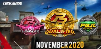 Grand Final Point Blank Indonesia Qualifier