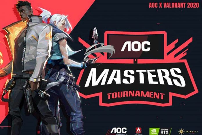 AOC Masters Tournament