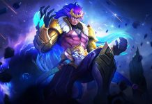 Badang, Hero Fighter Mobile Legends