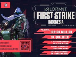 VALORANT FIRST STRIKE INDONESIA