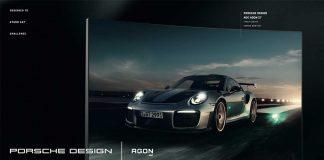 AGON PD27: Monitor Gaming Porsche Design Persama Berkolaborasi dengan AOC