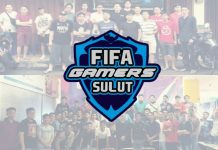logo FIFA Gamers Sulut
