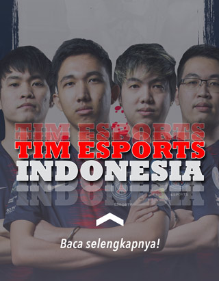 Tim Esports Indonesia