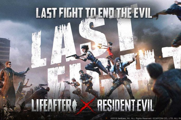 Crossover LifeAfter X Resident Evil