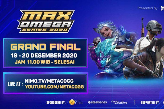 Qualifier Max Omega Series 2020