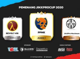 Juara Point Blank JinXPro Cup Season Satu