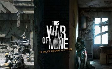 This War of Mine Game Cover