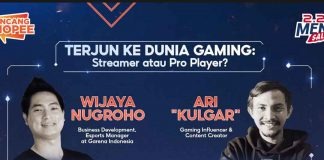 Tips jadi streamer game online