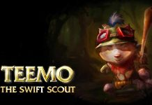 Teemo The Swift Scout